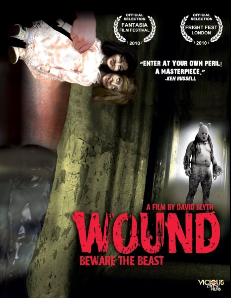 Wound US Poster